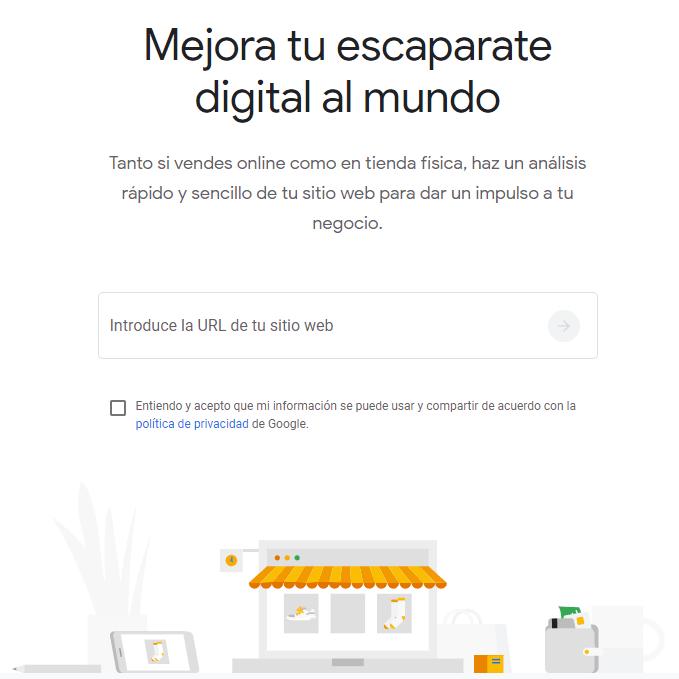 grow my store nueva herramienta google